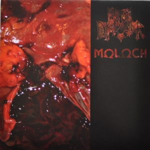 Meth Drinker / Moloch – Split