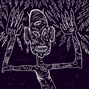 Willie Darktrousers & De Splinters – Glibberburen