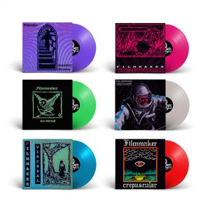 Filmmaker Vinyl Bundle Pre-Order