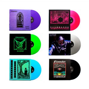 Filmmaker Vinyl Bundle