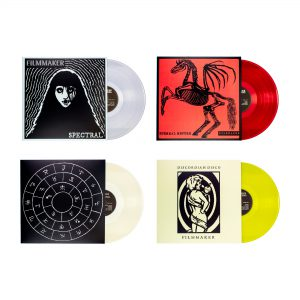 Filmmaker 4x Vinyl Bundle