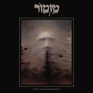 Mizmor – Yodh Live At Roadburn 2018 2LP